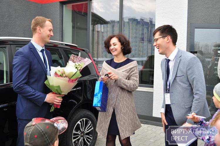 Как прошли выходные: встреча участников белорусского Geely клуба и презентация нового авто