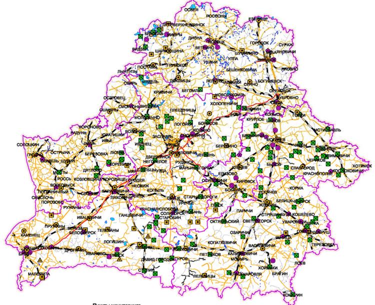 Информация об экологии в Беларуси находится в открытом доступе
