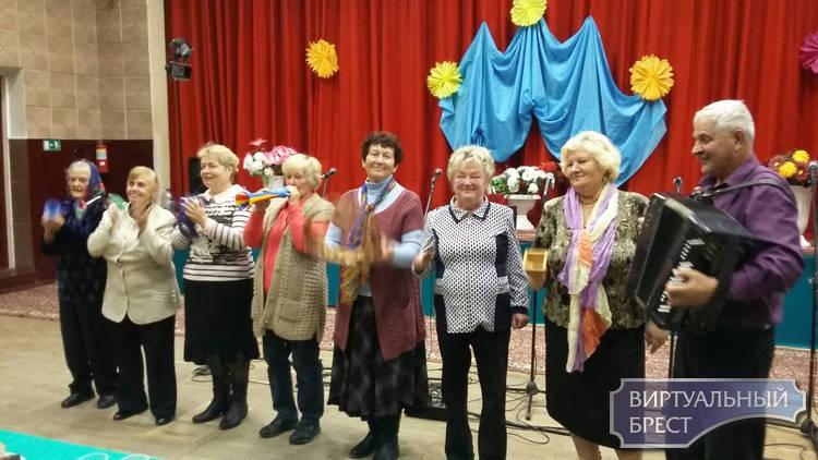 Как отмечали День пожилого человека в Брестском районе
