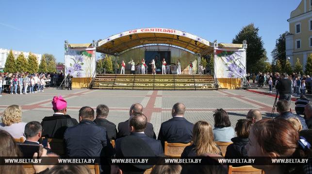 ФОТОРЕПОРТАЖ: Пинск отмечает 921-летие