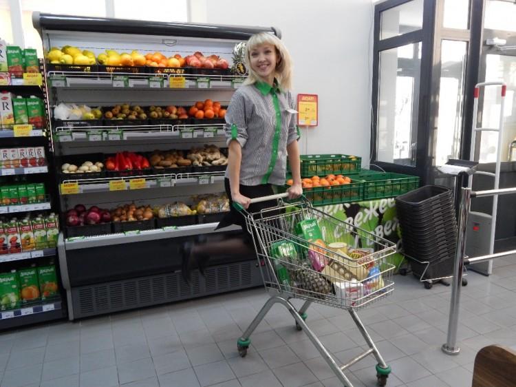 Сеть магазинов «Домашний» приглашает на работу в Бресте