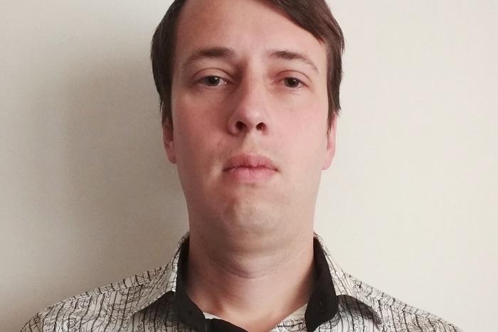 Знакомьтесь: психолог яслей-сада №60 Бреста Иван Хорунжий