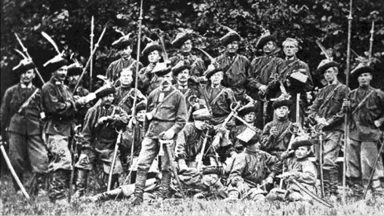 1863 год в Брестском уезде. Репрессии и последствия восстания