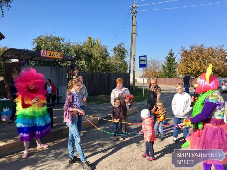 День деревни Закий отпраздновали 13 октября 2018 года