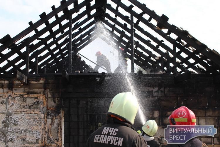 За 9 месяцев 2018 года на территории города  Бреста зарегистрировано 78 пожаров