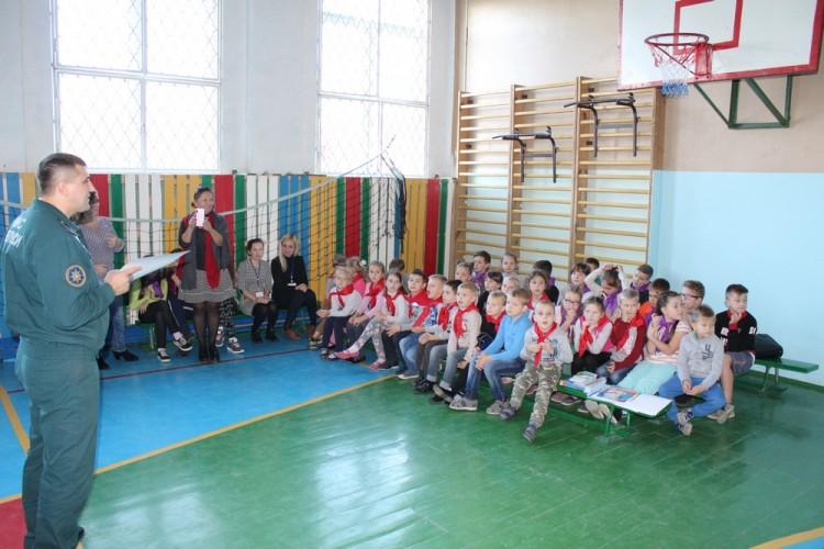 В детском лагере прошёл турнир по правилам CTIF