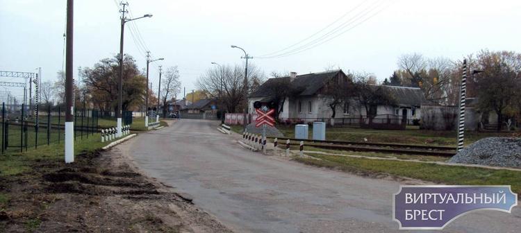 С 8 по 11 ноября закрывается движение через ЖД переезд по улице Скрипникова