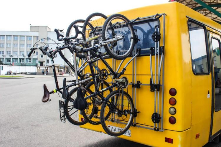Междугородние автобусы в Бресте предлагается оснастить велобагажниками