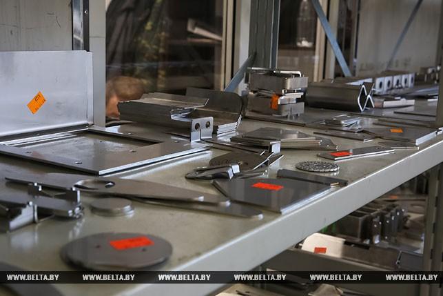 Детали оборудования для пищевой промышленности
