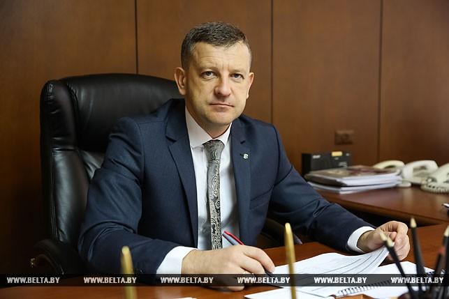 Первый заместитель председателя Брестского горисполкома Вадим Кравчук