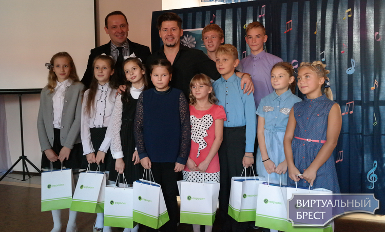 Трое детей из Кобрина поедут на финал престижного детского конкурса «Евровидение»