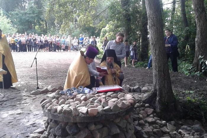 История брестских деревень в черте современного города: Речица