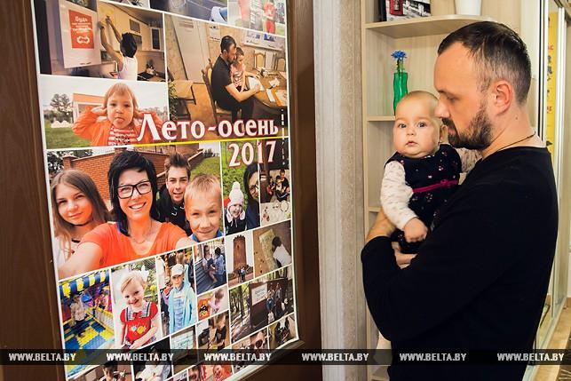 """""""Детский квартал на Васнецова"""" в Бресте продвигает проект по поддержке детей-сирот"""