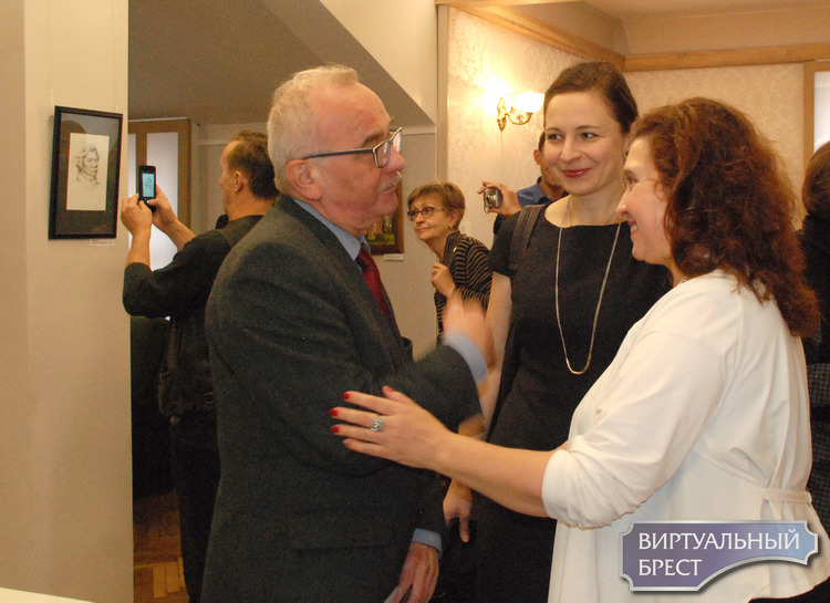 Открылась выставка «Странник свободы», посвященная 220-летию со дня рождения Адама Мицкевича