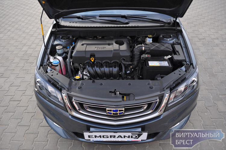 Объявляем старт продаж обновленного Geely Emgrand 7. Краткий обзор автомобиля