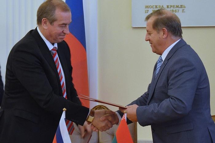 Брестская и Иркутская области планируют создать торговый дом