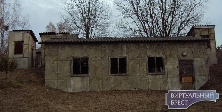 МЧС продаёт бывший секретный объект в Каменецком районе. Уже известна цена вопроса...