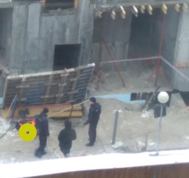 Следствие устанавливает обстоятельства гибели каменщика в Пинске