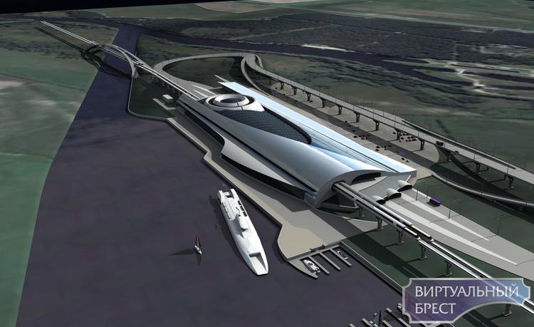Брестчанин оспаривает первенство на идею поезда на магнитной подушке у Илона Маска