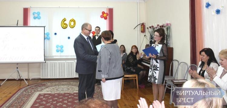 Ясли-сад № 3 г. Бреста отметил 60-летний юбилей