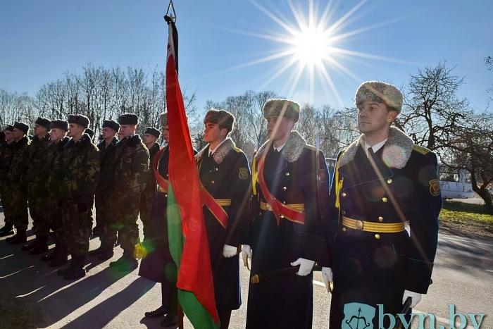 В Бресте перезахоронили прах погибших в нацистском лагере «Ревир»