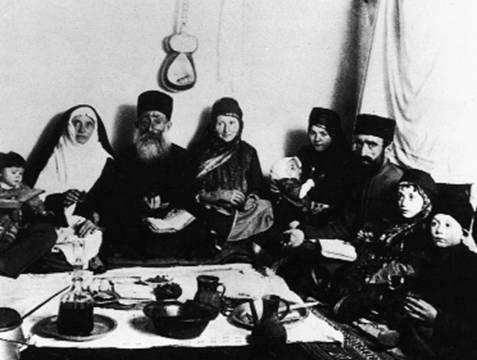 Евреи Бреста в XIX веке. Часть 3.  Семейные отношения и менталитет