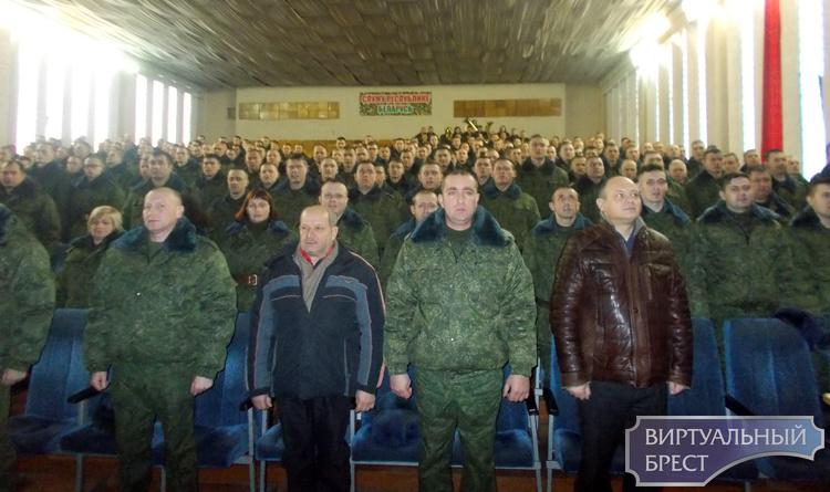 В 48 отдельном батальоне радиоэлектронной борьбы начался новый учебный год