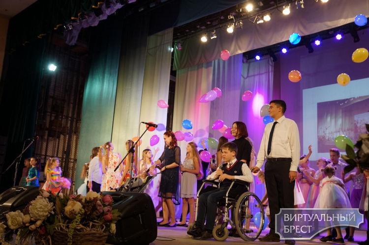 В Жабинковском Доме Культуры прошел инклюзивный фестиваль