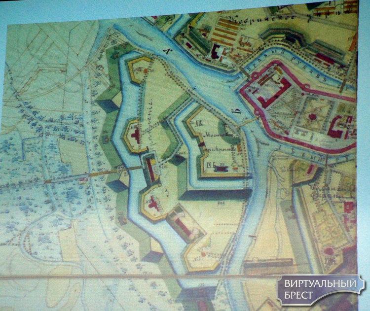 Второй том Атласа крепости Брест-Литовск готовится к изданию