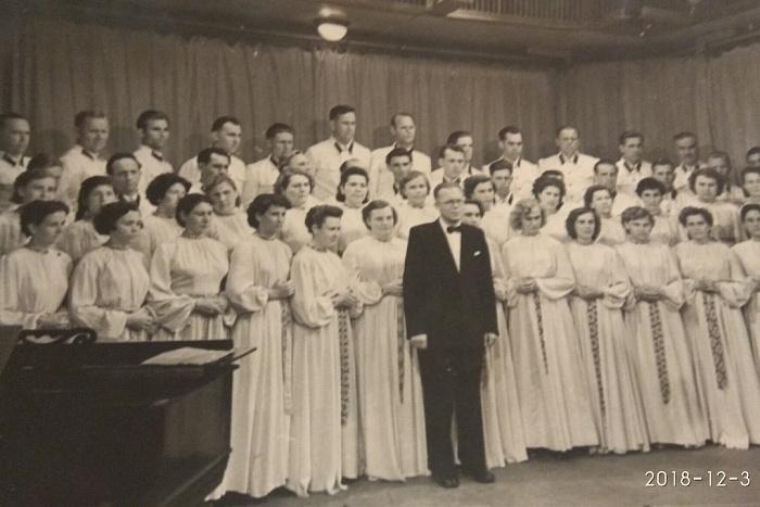 100-летие хормейстера Николая Шощица отметили в Бресте