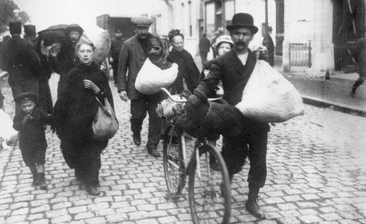 """Лекция Аники Вальке """"Ханна Арендт о беженцах после Первой мировой войны"""""""