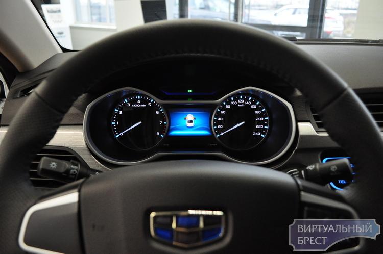 Новый год с новым автомобилем или 7 причин покупки Emgrand 7