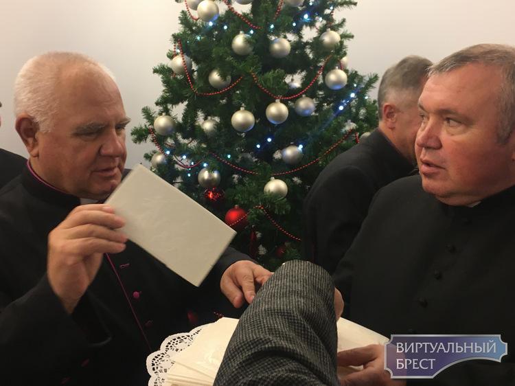 Вигилийный вечер накануне Рождества, прошел в Генеральном консульстве Республики Польша в Бресте