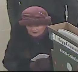 """""""Красная шапочка"""" сменила облик и подбросила телефон. Но милиция её ищет и предлагает сдаться"""