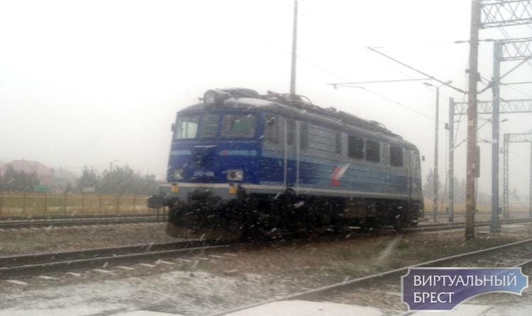 Изменилось расписание поездов на станции Тересполь. Что надо знать путешественнику?