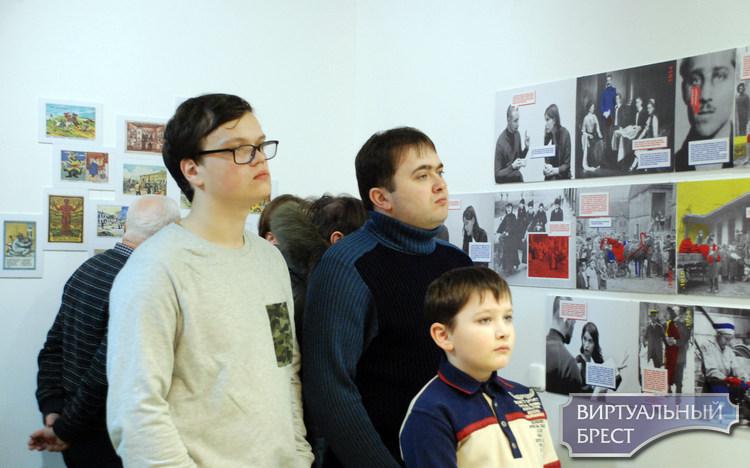 Открылась фотовыставка «100 лет после Великой войны». О Первой мировой
