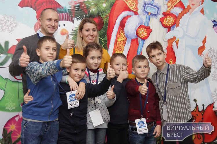 V Открытый областной турнир робототехники состоялся в Бресте