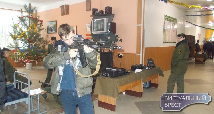 В 48 отдельном батальоне радиоэлектронной борьбы прошел день специалиста радиоэлектронной борьбы