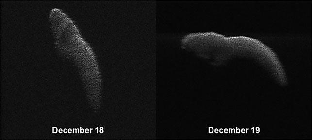 Странный астероид пролетел на самом близком за 400 лет расстоянии от Земли