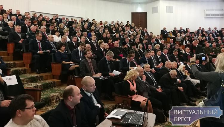 Рогачук: в городе Бресте планируется создать IT-кластер