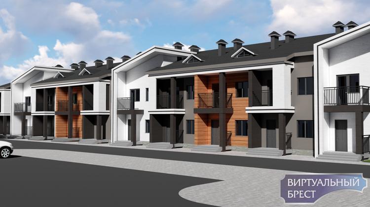Жилой квартал «Малиновка» появится на ул. Суворова в Бресте