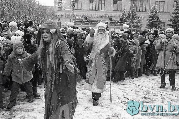 Дед Мороз ВВК — Выдержанный Отличного Качества. История новогоднего персонажа со стажем