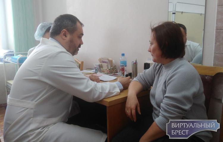 Брестский областной профилактический проект   «Предотврати болезнь – выбери жизнь!» продолжается