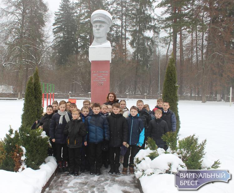 Кадеты ГУО «Средняя школа №31 г. Бреста»  посетили Беловежскую пущу