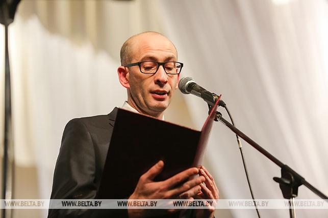 Заместитель министра культуры Сергей Шереметьев