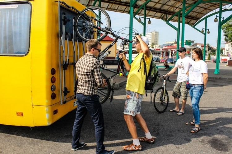 """""""Брестмаш"""" по поручению холдинга """"Белавтомаз"""" разработает образец велобагажника для автобуса по маршруту """"Брест - Беловежская пуща"""""""