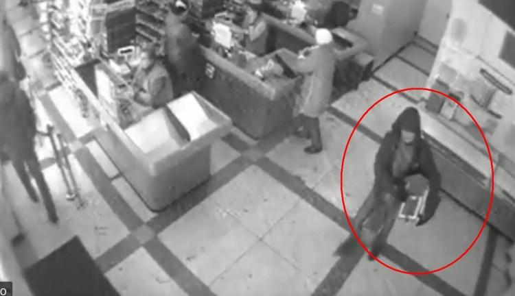 Установлен похититель ящика для пожертвований Спасскому монастырю г. Кобрина