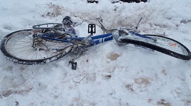 Разыскивается водитель, который на автодороге Осиповичи – Барановичи сбил велосипедиста насмерть и скрылся