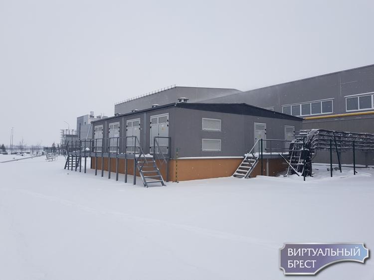 На аккумуляторном заводе ООО «АйПауэр» завершаются строительно-монтажные работы