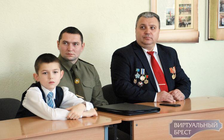 В рамках «Школы активного гражданина» в СШ №18 говорили о народных и семейных традициях
